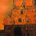 Brindha Naveen - Temple at Dawn