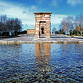 Joan Carroll - Temple of Debod