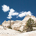 Roselynne Broussard - High Noon At Tent Rocks