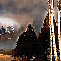 Barbara D Richards - Teton Storm