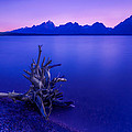 Jerry Patterson - Teton Summer Sunset