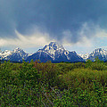 Ashley Keegan - Tetons Before the Storm