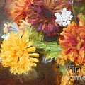 Jayne Carney - Thanksgiving Bouquet