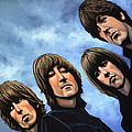 Paul  Meijering - The Beatles Rubber Soul
