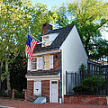 Bill Cannon - The Betsy Ross House...