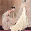 Angela A Stanton - The Bride and her Maid...