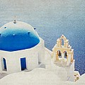 Lisa Parrish - The Church - Santorini