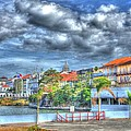 Bob Hislop - The Colors of Casco Viejo