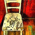 RC DeWinter - The Cream-Colored Chair