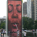 Jessica Berlin - The Crown Fountain