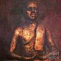 Angela Doelling AD DESIGN Photo and PhotoArt - The Golden Buddha