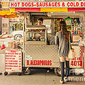 Dave Hood - The Hot DogStand