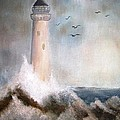 AmaS Art - The Lighthouse