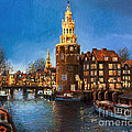 Kiril Stanchev - The Lights of Amsterdam