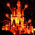 Thomas Woolworth - The Magic Kingdom Castle...