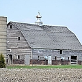 Duane Klipping - The Old Barn And Silo