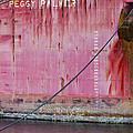 Carolyn Marshall - The Peggy Palmer Barge