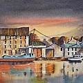 Roland Byrne - The Quay At...
