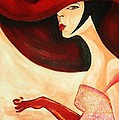 Michelle Pope - The Red Hat