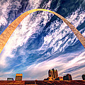 Gregory Ballos - The Saint Louis Arch and...