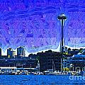 Kirt Tisdale - The Space Needle From...