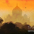 Neville Bulsara - The Taj Mahal Agra India