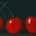 Karyn Robinson - Three Cherries