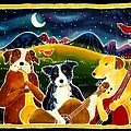 Harriet Peck Taylor - Three Dog Night
