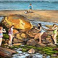 Eileen Patten Oliver - Tide Pool Treasures