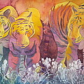 Nancy Jolley - Tiger Trio