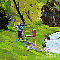 Charlie Spear - TIM the PLEIN AIR...