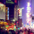 Miriam Danar - Times Square at Night -...
