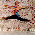 Gary Gingrich Galleries - Tina Ballet Jump