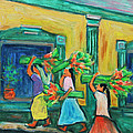 Xueling Zou - To the Morning Market