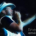 Gary Gingrich Galleries - Toby Keith Fractal