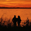 Olahs Photography - Together at Sunset