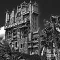 Thomas Woolworth - Tower Of Terror In Black...