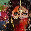 Mahnoor Shah - Tribal Dancer 2