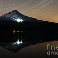 Kevin Westenbarger - Trillium Lake Star Trails