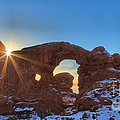Adam Jewell - Turret Arch Sunburst