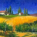 Michael Swanson - Tuscan Evening