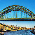 Trevor Kersley - Tyne Bridge Newcastle