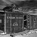 Greg Kluempers - Union Pacifi Caboose at...