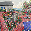 Kenneth Stockton - Unity Rose Garden