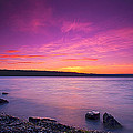 Paul Ge - Sunrise In Cayuga Lake...