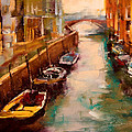 David Patterson - Venice Canal