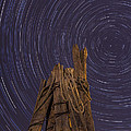 Andy Gimino - Vermont night star trail...