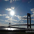Lyric Lucas - Verrazano Bridge Sunset