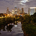 Silvio Ligutti - View of Downtown Houston...