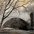 Luther   Fine Art - Vintage Bridge in South...